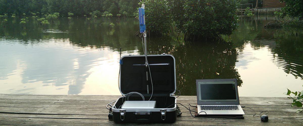 PSSR(受動型2次監視レーダー)
